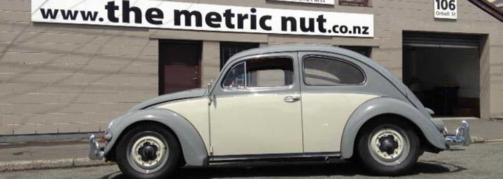 The Metric Nut Ltd